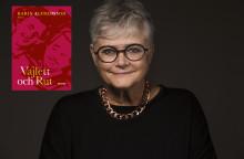 Förbjuden kärlek i intolerant Västerbotten i ny roman av Karin Alfredsson