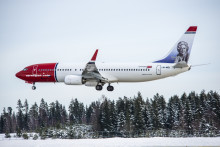 ​Norwegian reports year-end traffic figures: Record high load factor and 26 million passengers in 2015