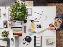 Allt fler inreder sina hemmakontor – Lagerhaus flerdubblar försäljningen online!
