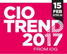CIO Trend 2017 – gör dig redo för transformation