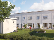 Nu startar försäljningen av den sista etappen BoKlok hus på Hammarö
