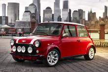 """Et kig tilbage til fremtiden: """"The classic Mini Electric"""""""