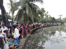 Rohingyas: Läkare Utan Gränser trappar upp insatser i Bangladesh