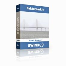 Swinx Fakturaarkiv, första nyheten under jubileumsåret!