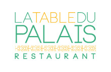 RESTAURANT LA TABLE DU PALAIS  IN MARRAKECH - NOW OPEN FOR  BOTH LUNCH AND DINNER