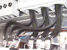 Mericons miljövänliga och flamskyddade strömflätor framtidssäkrar elanläggningar