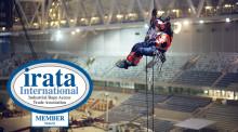 Klätterteknik nu fullvärdig medlem i IRATA