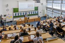 TH Wildau stellte auf der Brandenburger Industriekonferenz 2017 Forschungen zu Digitalisierungsprozessen und der zukünftigen Rolle des Menschen vor