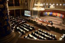 Samhällsfokus i året kyrkomötesmotioner