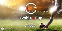 Gothia Cup skapar virtuell fotbollsarena