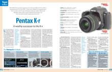 Test af Pentax K-r i Chasseur d'Images