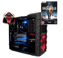 Inet skickar med Battlefield 3 tillsammans med utvalda speldatorer och grafikkort.