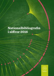 Nationalbibliografin i siffror 2016