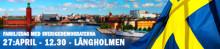 Jimmie Åkesson talar i Stockholm 27 april