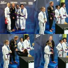 Team UK Athlete Profile: Kate Jackson (2018 IBJJF European Gold Medallist!)