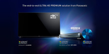 Panasonic's UB900 4K Blu-ray Player Certified as ULTRA HD PREMIUM