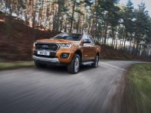 Neuer Ford Ranger: Europäischer Pick-up-Bestseller jetzt noch stärker, sparsamer und moderner
