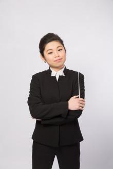 Elim Chan tar plats på NorrlandsOperan