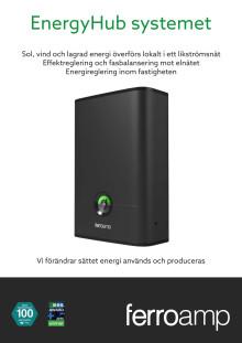 EnergyHub produktbeskrivning