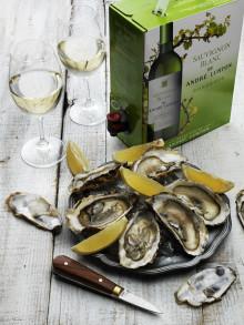 André Lurton Sauvignon Blanc, Sveriges första vita Bordeauxvin på box