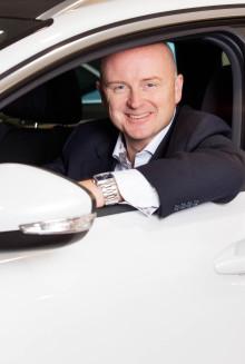 Ny VD för Peugeot i Sverige