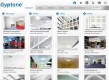 Gyproc A/S - Nu med Gyptone App og 3D visualisering