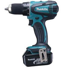 Makita tar utvecklingen flera steg framåt med ny 18 volts borrskruvdragare.