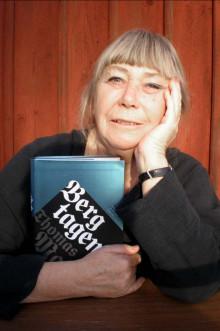 Karin Boye-priset till Ulrika Wallenström