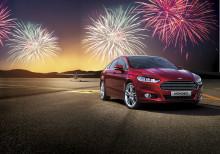 Kom til nytårskur og test Årets Businessbil 2015; ny Ford Mondeo