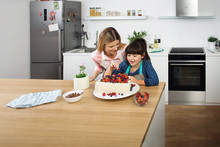 Vietä aikaa perheesi kanssa keittiössä
