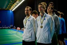 Brons till Uppsala universitet i Student-EM i badminton
