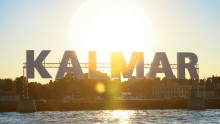 Rekordmånga röster:  Kalmar är Årets sommarstad 2015