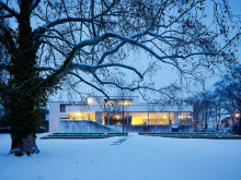 Villa Tugendhat: The most well-preserved example of Mies van der Rohe's early functionalism, and an inspiration for the Norwegian architect Arne Korsmo's work on Villa Stenersen