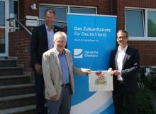 Glasfaser für die Gemeinde Beverstedt: Das Netz wird gebaut