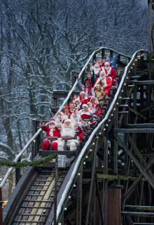 Bakken öppnar upp inför julen i november