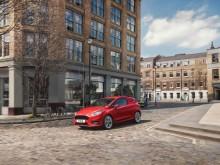 Ford stellt neuen Fiesta Van und die FordPass Connect-Technologie auf Nutzfahrzeugmesse in Birmingham vor
