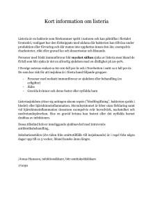 Information om listeria_region Norrbotten