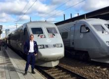 Storsatsning väntar på sträckan Stockholm-Malmö-Köpenhamn