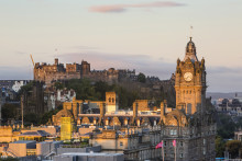 Sherlock Holmes' Scotland - it would be a crime to miss it