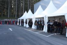 Premiärsuccé för NetOnNets nya Lagershop i Umeå