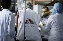 SYRIEN: Läkare Utan Gränsers fem bortförda medarbetare släppta