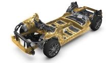 Subaru lanserar ny plattform för framtiden