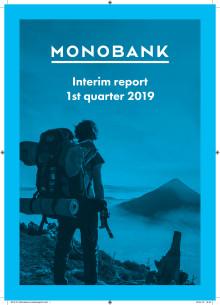 Monobank ASA Q1 2019 Report