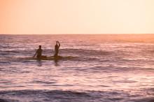Sommarens surf och träningsdestination - La Pared!