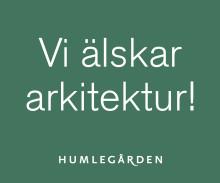Humlegården stolt partner i första upplagan av arkitekturfestivalen Open House Stockholm