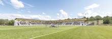Robertson appointed to redevelop iconic Edinburgh sporting ground