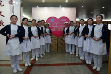 Kimberly-Clark & China Women's Development Foundation Launch White Angels Campaign