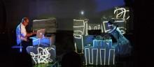 Visuell konsert i Lillehammer Kunstmuseum