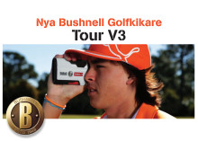 Bushnell lanserar ny golfkikare
