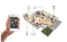 DEFA lanserar hemautomation för fritidshuset i Sverige-Håll koll och styr med smartphone app.